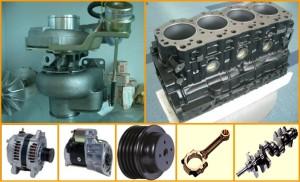Autombile components